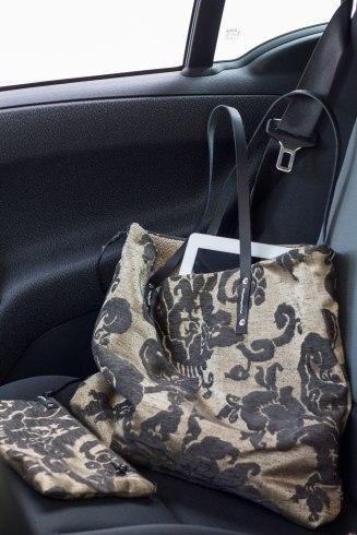 Idyll in the car