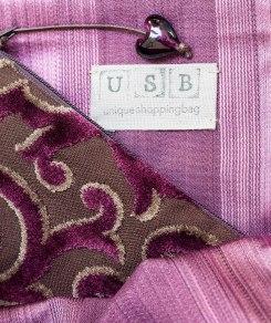 Violette etichetta