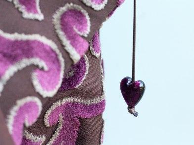 Violette pendaglio