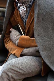 pinterest tweed